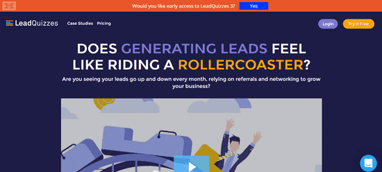 leadquizzes online quiz maker