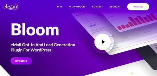 best wordpress list building tool