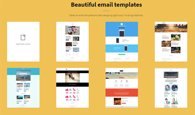 11 Best Free Html Email Template Builders Editors
