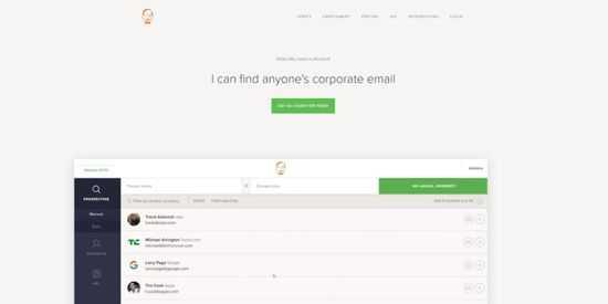 voila norbert email finder