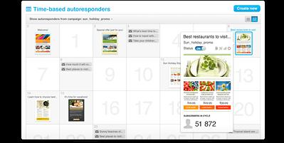 getresponse email vendor selectiontake a look inside getresponse getresponse autoresponder getresponse