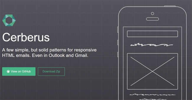 precoded responsive email patterns
