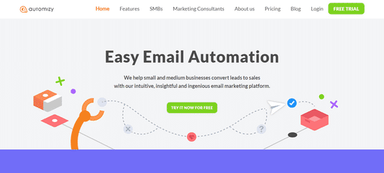 autyomizy email automation