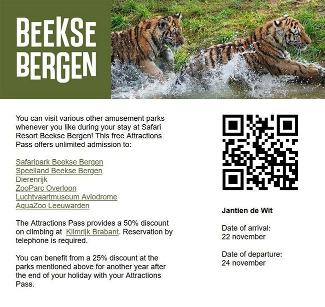 beekse bergen email pfd QR code example