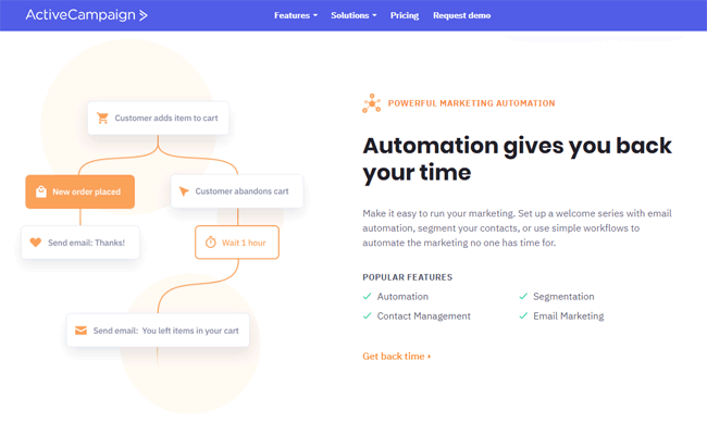 activecampaign hubspot alternative marketing automation
