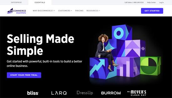 plataforma de ecommerce bigcommerce