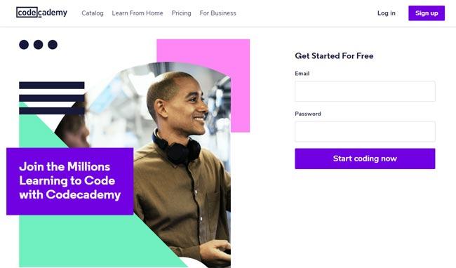 code academy learn programming