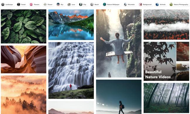digitale produkten verkoop online afbeeldingen videos