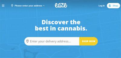eaze discover location