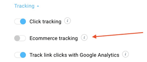ecommerce email tracking