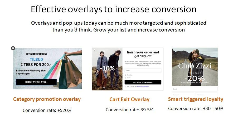 effective overlays
