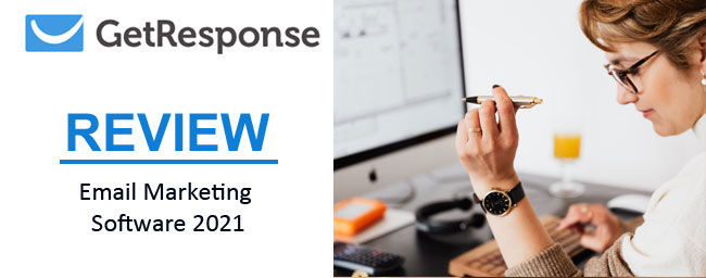 getresponse review email marketing software