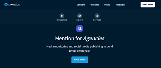 saas white lable Agencies mention social