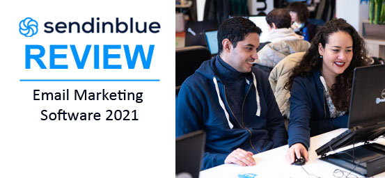 sendinblue review email software 2021