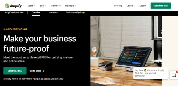 shopify best pos software systems