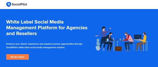 social agency saas socialmedia