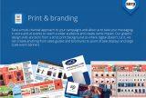 Print and branding