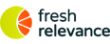 Fresh Relevance logo email marketing software