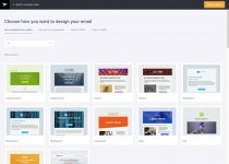 Mailjet Template overview
