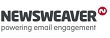 Newsweaver logo email marketing software