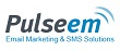 Pulseem logo email marketing software
