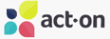 Act-On software logo email marketing software