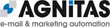 Agnitas logo email marketing software