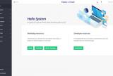 Elastic email dashboard