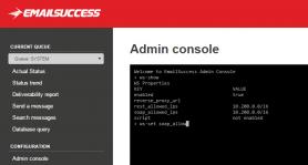 emailsuccess admin panel