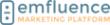 emfluence logo email marketing software