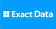 Exact Data logo email marketing software