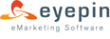 Eyepin logo email marketing software