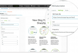 features email blogs rss