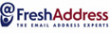FreshAddress logo email marketing software