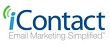 iContact logo email marketing software