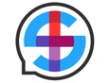 Let'sTalk Strategy logo email marketing software