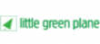 little green plane logo email marketing software