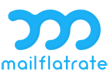 Mailflatrate logo email marketing software