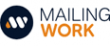 Mailingwork logo email marketing software