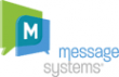 Message Systems logo email marketing software