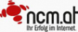 NCM.at logo email marketing software