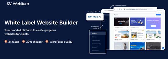 white label website builder