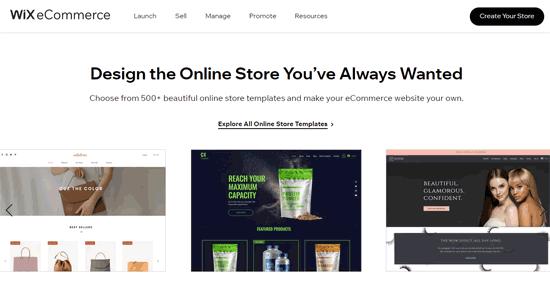best easy ecommerce store builder